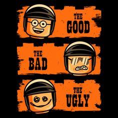 Good Cop, Bad Cop, Ugly Cop