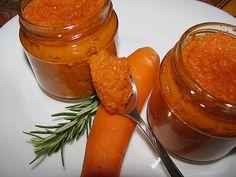 Karotten - Brotaufstrich für den Thermomix, ein sehr schönes Rezept aus der Kategorie Vegetarisch. Bewertungen: 66. Durchschnitt: Ø 4,7.