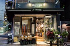 トッド スナイダー、国内初の旗艦店を渋谷にオープン - チャンピオンとのコラボラインも上陸 | ニュース - ファッションプレス