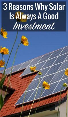 Even though photovoltaic technology has been around for decades, only recently has society begun to embrace it on a large scale. The boom in solar energy use is leading to greater technological advancements in the field, making it more readily available to the general population. Yes, solar is a big investment. You should carefully consider your options before you dive…