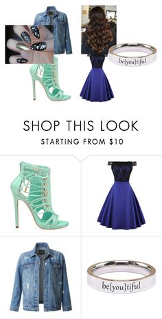 """one thing -1D"" by gweynparker on Polyvore featuring Privileged, WithChic, LE3NO and Pink Box"