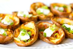 142 Super Bowl Recipes: drinks, appetizers, main dishes, snacks and desserts | browneyedbaker.com