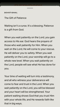 Prayer Quotes, Bible Verses Quotes, Jesus Quotes, Faith Quotes, Spiritual Quotes, Words Quotes, Positive Quotes, Trust In God Quotes, Gods Timing Quotes