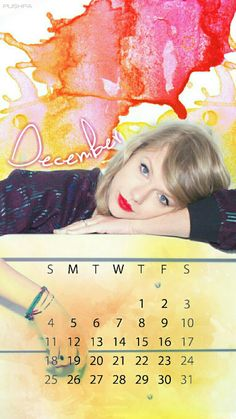 Taylor Swift December Wallpaper by Pushpa . I'll go Back To December all the Time ...