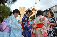 Tsukudajima - Obon-Festival and Nembutsu Odori, Tokyo