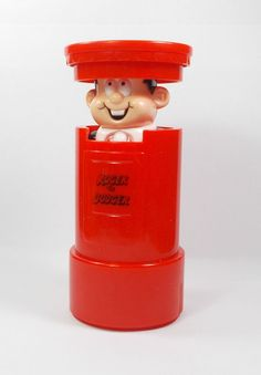 The Beano - Roger the Dodger - Toy Figure