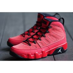 "quality design c6f30 62f7b Air Jordan 9 Retro ""Motorboat Jones"" ❤ liked on Polyvore Jordan 9 Retro,"