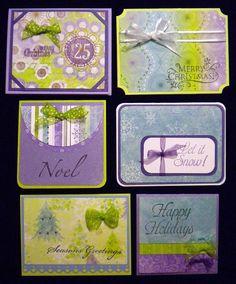 Winter Joy Cards