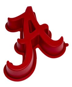 This Alabama Crimson Tide Cake Pan & Stand is perfect! #zulilyfinds