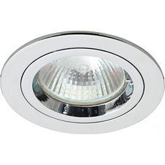 Lampa podtynkowa HALOGEN 1 okrąg średni