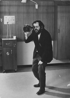 """""""A filmmaker has almost the same freedom as a novelist has when he buys himself some paper."""" —Stanley Kubrick"""