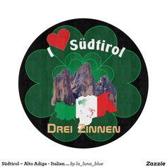 Südtirol – Alto Adige - Italien - Italia Glasbrett