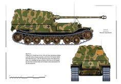 Axis Tanks and Combat Vehicles of World War II: Tank Destroyer