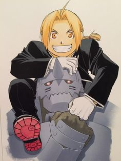 Young Ed and Al | FMA