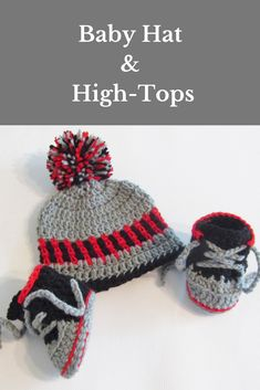 10dd0370962 How To Create With The Best Infant Boots   Hats Crochet Book