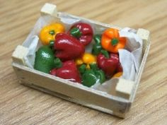 BD414 - Boxed Peppers (F134)