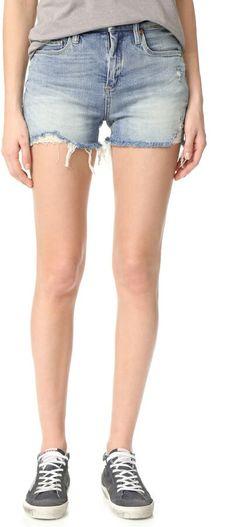 e6ae058b1887dd Basic Shorts, Denim Shorts, Blank Denim, Rachel Zoe, Diane Von Furstenberg,