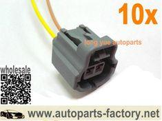 long yue Toyota Coolant Temperature Temp Sensor Connector