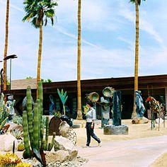 Desert Art Collection & Sculpture Garden, Palm Springs, CA