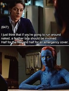 Texts From X-Men