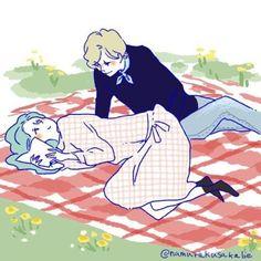 "moonlightsdreaming: "" Haruka & Michiru // by ナムラクサカベ "" Watch Sailor Moon, Sailor Moon Art, Sailor Moon Screencaps, Sailor Neptune, Sailor Mercury, Sailor Scouts, Cute Gay, Magical Girl, A Team"