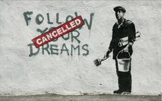 Banksy classic