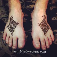 Henna for the groom www.blurberrybuzz.com
