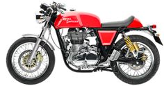 AUTO GARAGE & ENGINEERING MECHANICS: Royal Enfield Continental GT 535