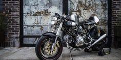 Ducati Cafe Racer Leggero By Walt Siegl