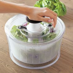 OXO Salad Spinners | Sur La Table