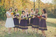 DIY Vintage-Inspired Backyard Wedding: Katie + Tom
