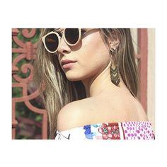 Já sabia que TODOS os os acessórios tem frete grátis no site? Esse brinco da  foto é só amor e faz o maior sucesso por aqui ❤️ #fashion #love #accessories #moda #acessorios #shoponline  Compre via whatsapp: (31) 97543-8003 (31) 99374-4733  #lojabySiS  www.lojabysis.com.br