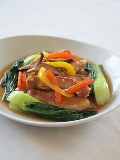 豚ロースの軽い中華煮込み by 神田依理子   レシピサイト「Nadia   ナディア」プロの料理を無料で検索