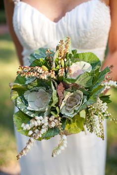 Cabbage bouquet