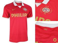 Camisa titular do PSV 2013-2014