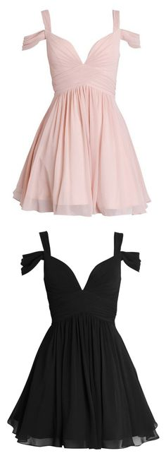2016 homecoming dress, pink homecoming dress, short homecoming dress, black homecoming dress #homecoming #pink #black