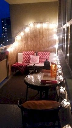 Awesome 70 Small Apartment Balcony Decorating Ideas https://decoremodel.com/70-small-apartment-balcony-decorating-ideas/