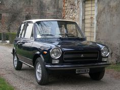 Autobianchi A112 Year 1973 Maintenance of old vehicles: the material for new cogs/casters/gears/pads could be cast polyamide which I (Cast polyamide) can produce