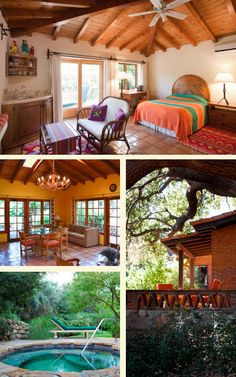 Rancho La Puerta - my annual trip to this delicious spa needs to hurry up and get here!! :)
