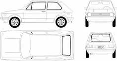 Volkswagen Golf Mk. 1 (1975)