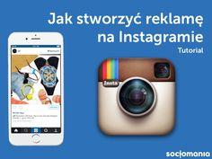 Tworzenie reklamy na Instagramie z wykorzystaniem Power Editora krok po kroku – przewodnik.  Z prezentacji dowiesz się:  - jak stworzyć reklamę na Instagramie,… Fujifilm Instax Mini, Instagram
