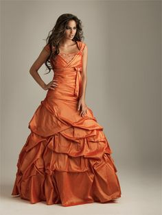 Just once I'll wear a dress just like this