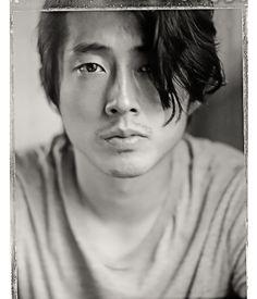 Portrait : Steven Yeun Photographed by: Frank Ockenfels 3 © FW03