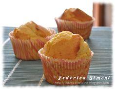 muffin alla ricotta La cucina di Federica