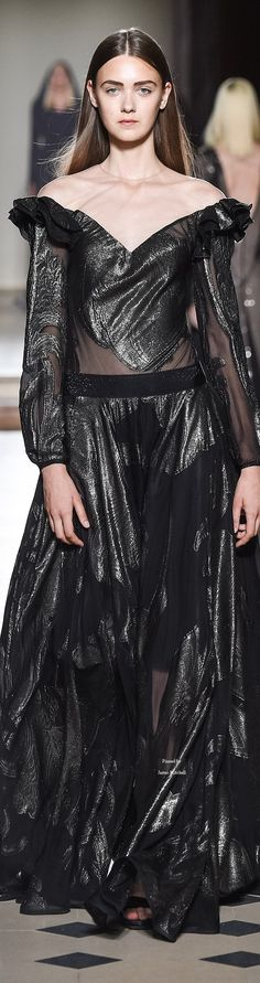 Julien Fournié Collection Fall 2015 Couture