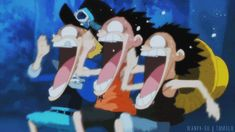 Sabo, Ace & Luffy running for their lives >_ – One Piece One Piece Gif, Anime One Piece, One Piece Meme, Sabo One Piece, One Piece Drawing, One Piece World, One Piece Fanart, One Piece Funny Moments, Manga Anime