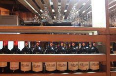 wine shelf   - Costa Rica