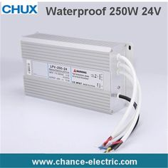 24.42$  Buy here - 1PC/LOTS LED Water-Proof Type driver switching mode Power Supply SMPS 250w 24v 10A (LPV-250W-24V)  #magazineonlinewebsite