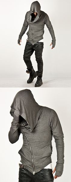 Hoodie inspired by Assassin's Creed