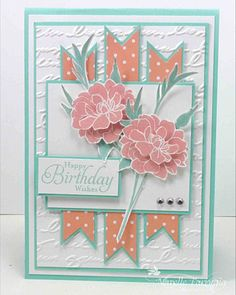 Gorgeous card found on FB - Freshly Made